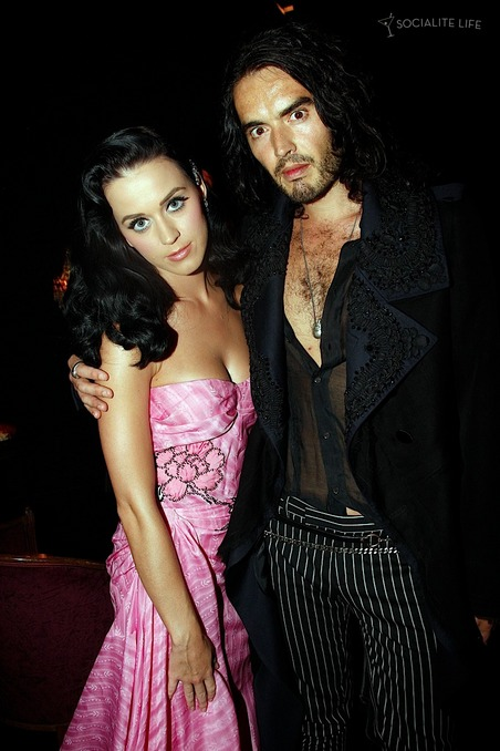 yeah Katy Perry Russell brand