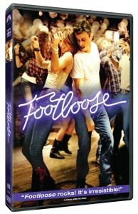 Footloose 2011 DVD Box Cover Art Large