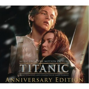 Titanic 2 Disc Soundtrack Anniversary Edition