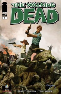The Walking Dead St Louis Comic Con Exclusive Cover