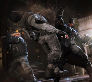 Batman Arkham City Origins Screenshot