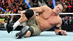 John Cena Injury WWE Raw
