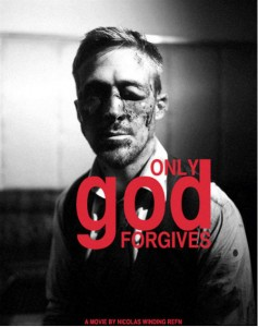 Only God Forgives Poster Ryan Gosling