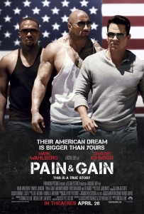 Pain and Gain Large Movie Poster The Rock