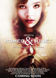Romeo and Juliet Remake Poster 2013
