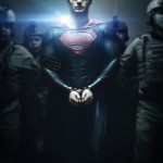 Superman in Handcuffs Man of Steel Poster Henry Cavill