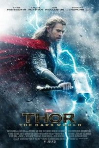 Thor 2 Poster The Dark World