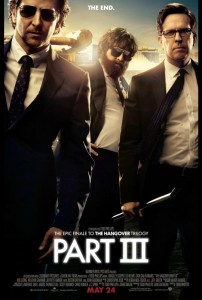 Hangover Part 3 Large Poster High Res