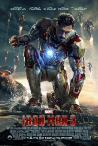 Iron Man 3 Tony Stark Poster High Res