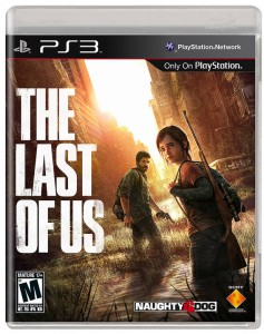 The Last of Us PS3 Cover Large